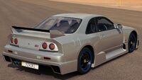 FH3 Nissan Nismo GTR LM Rear