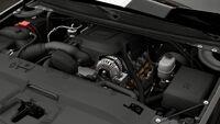 FH3 Caddy Escalade Engine
