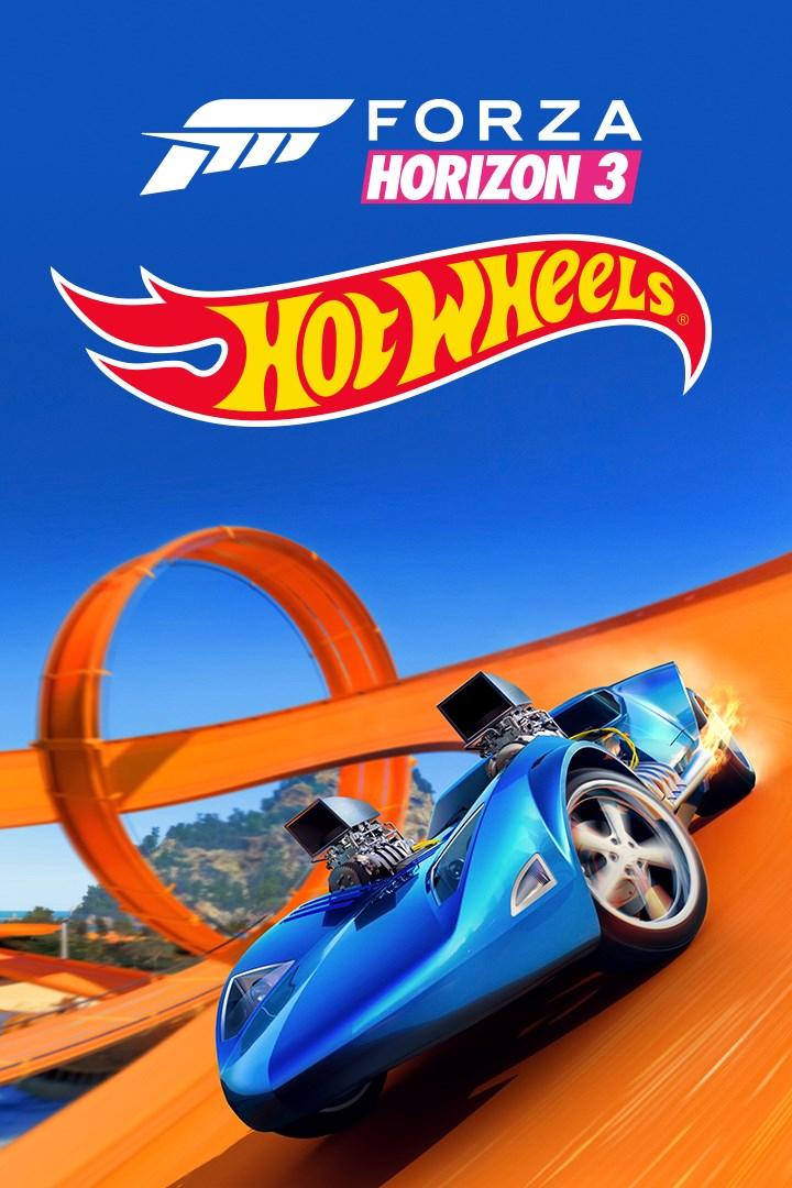 Forza Horizon 3/Hot Wheels Expansion