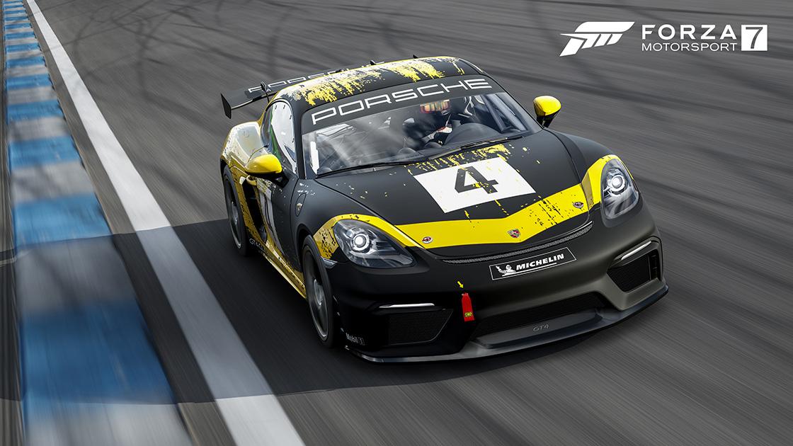 Forza Motorsport 7/August Update (2019)