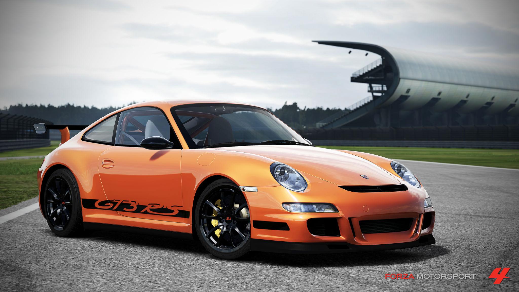 Porsche 911 GT3 RS (997)