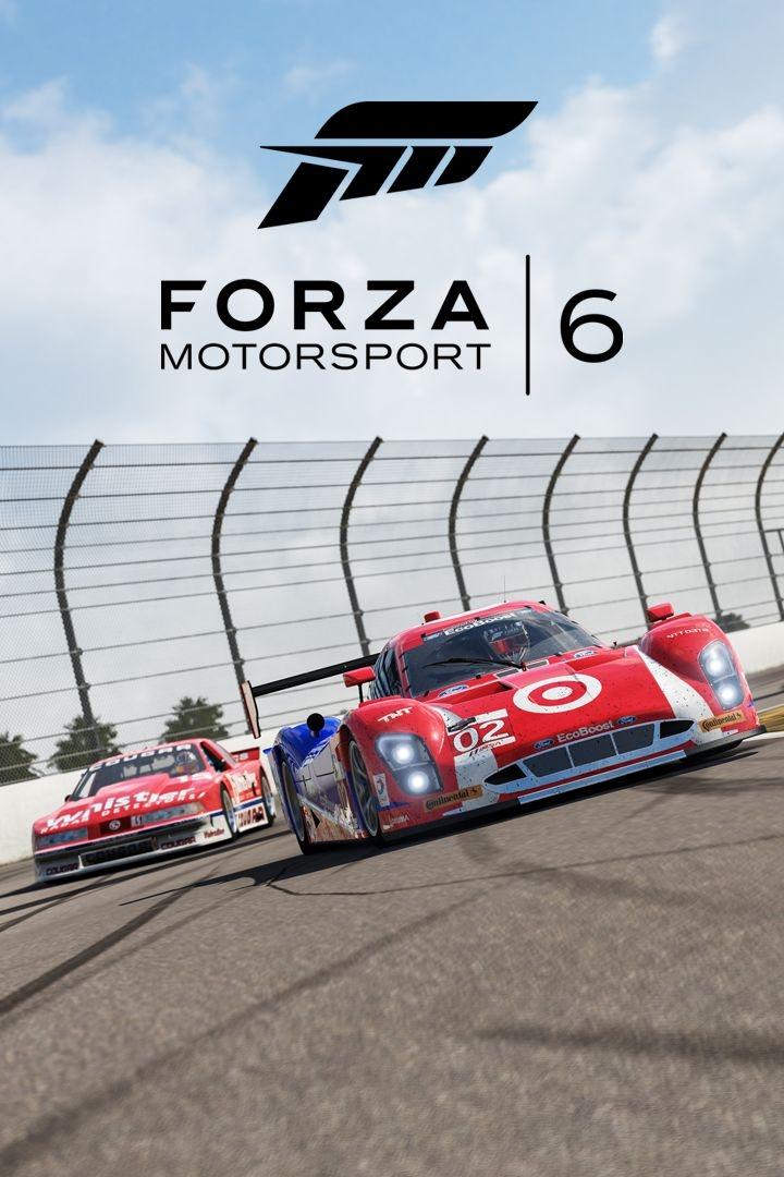 Forza Motorsport 6/Alpinestars Car Pack