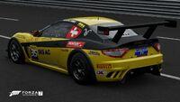 FM7 Maserati 35 MC Trofeo Rear