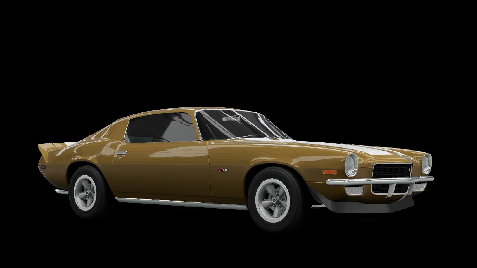 Chevrolet Camaro Z28 (1970)