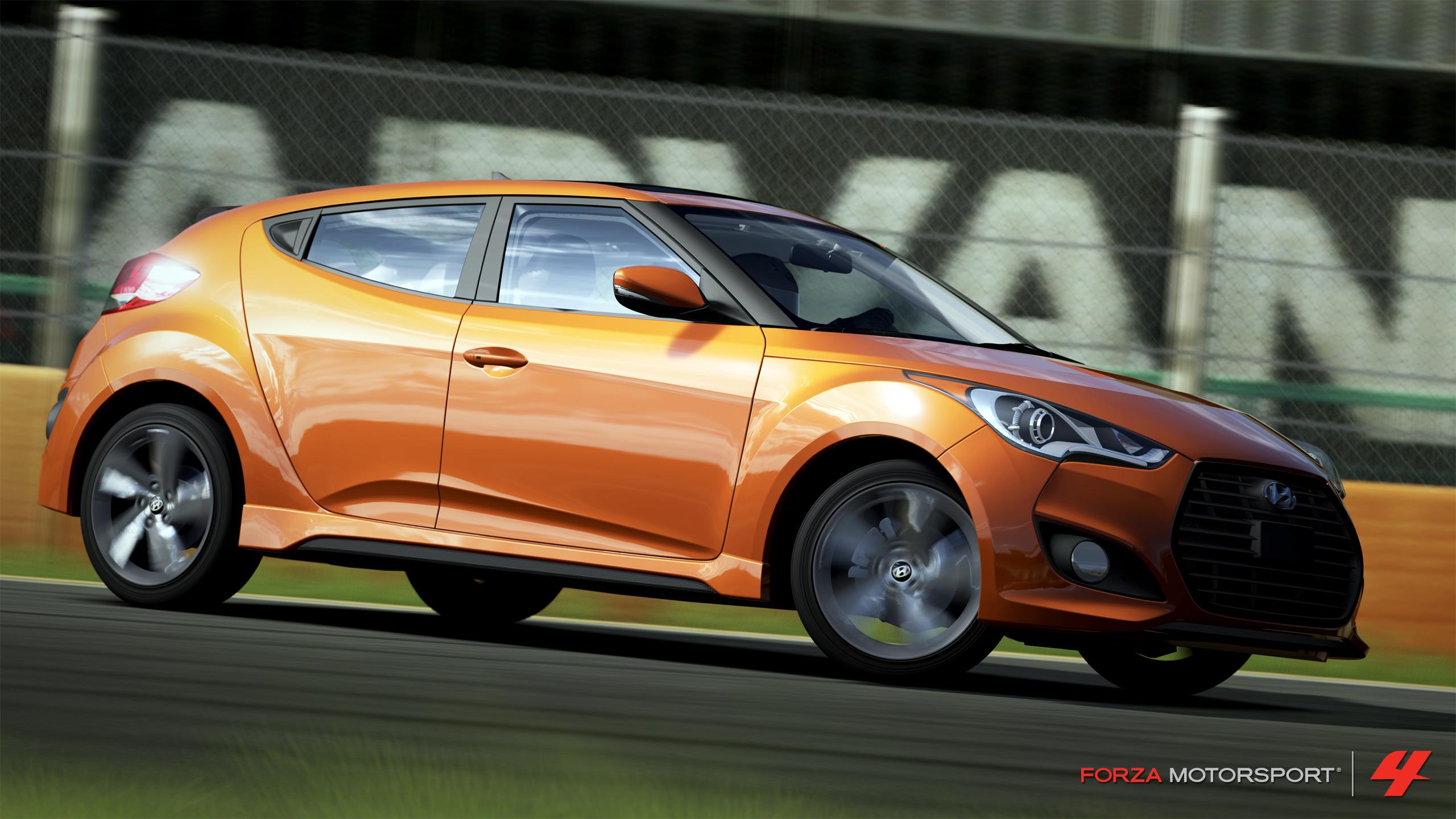 Forza Motorsport 4/Hyundai Veloster Bonus Pack