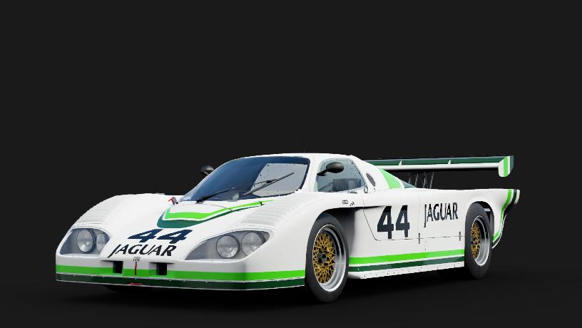 Jaguar 44 Group 44 XJR-5