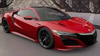 FH3 Acura NSX Front