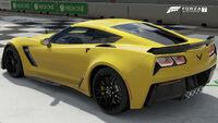 FM7 Corvette 15 Rear
