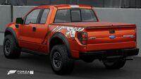 FM7 Ford Raptor 11 Rear