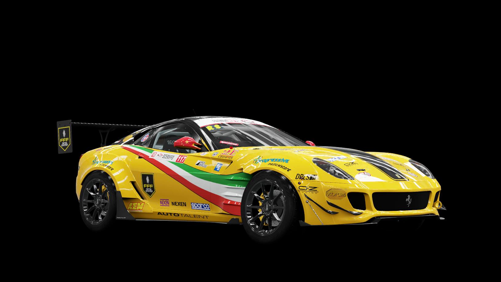 Formula Drift 117 599 Gtb Fiorano Forza Wiki Fandom