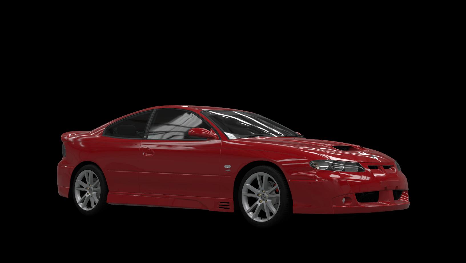 Vauxhall Monaro VXR