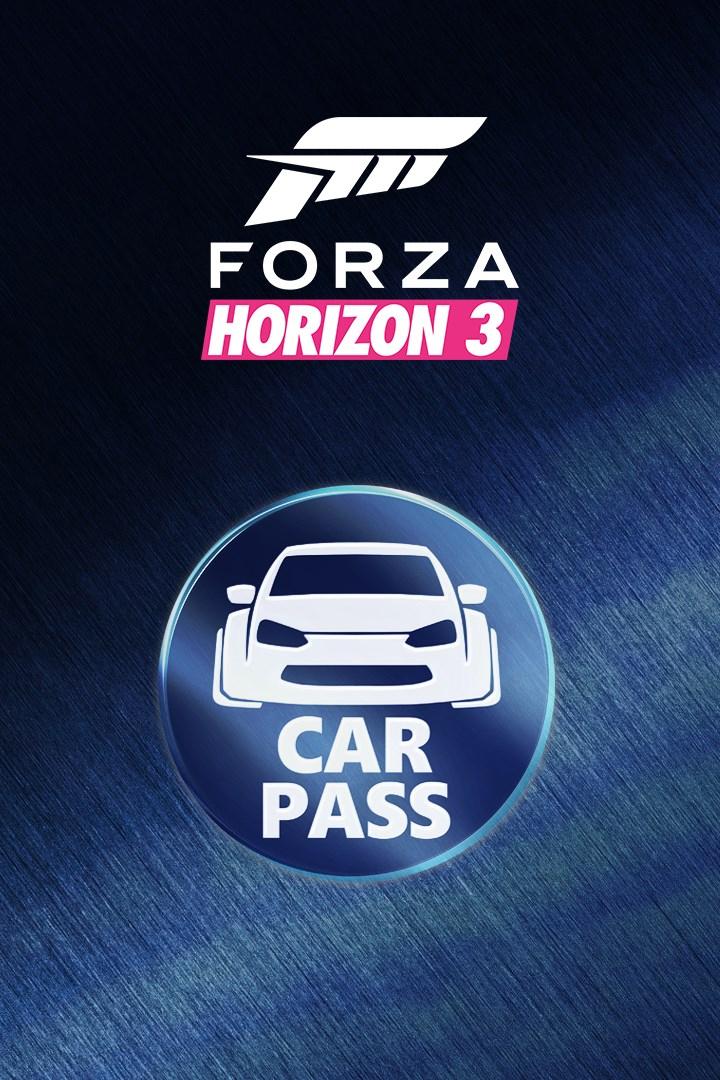 Forza Horizon 3/Car Pass