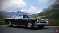 FM4 Lincoln Continental