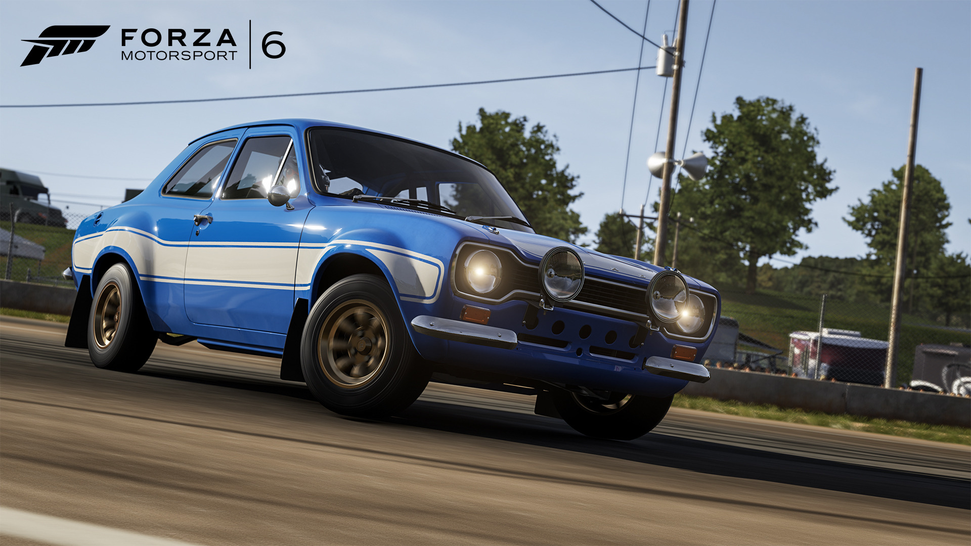 Ford Escort RS1600 Fast & Furious Edition