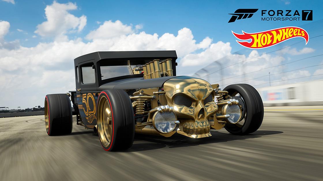 Forza Motorsport 7/Hot Wheels Car Pack