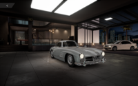 FS MercedesBenz 300SL Front