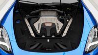 FH4 Porsche Panamera Engine