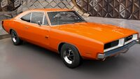 FH3 Dodge Charger 69 Front