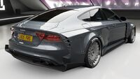 FH4 Audi RS 7 Upgrade Rear