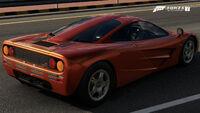 FM7 McLaren F1 Rear