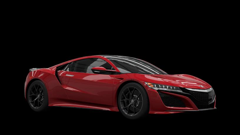 Acura NSX (2017)
