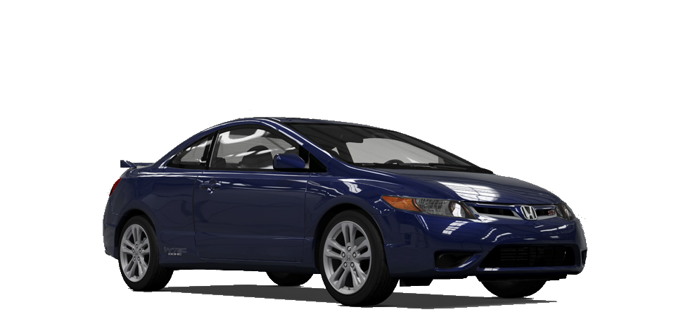 Honda Civic Si Coupe (2006)