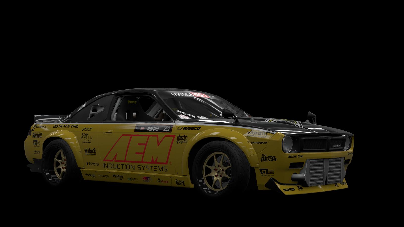 Formula Drift 232 Nissan 240SX