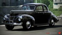 FM4 Ford De Luxe Coupe