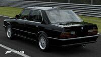 FM7 BMW M5 88 Rear