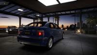 FS BMW 323ti Sport Rear