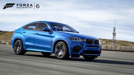 FM6 BMW X6 M Promo