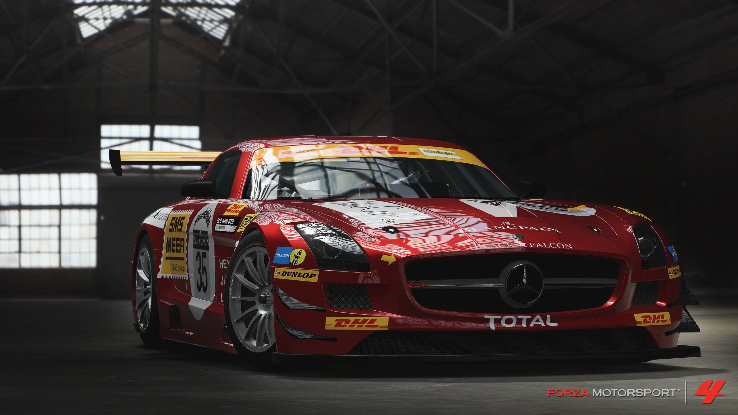 Forza Motorsport 4/April Alpinestars Pack