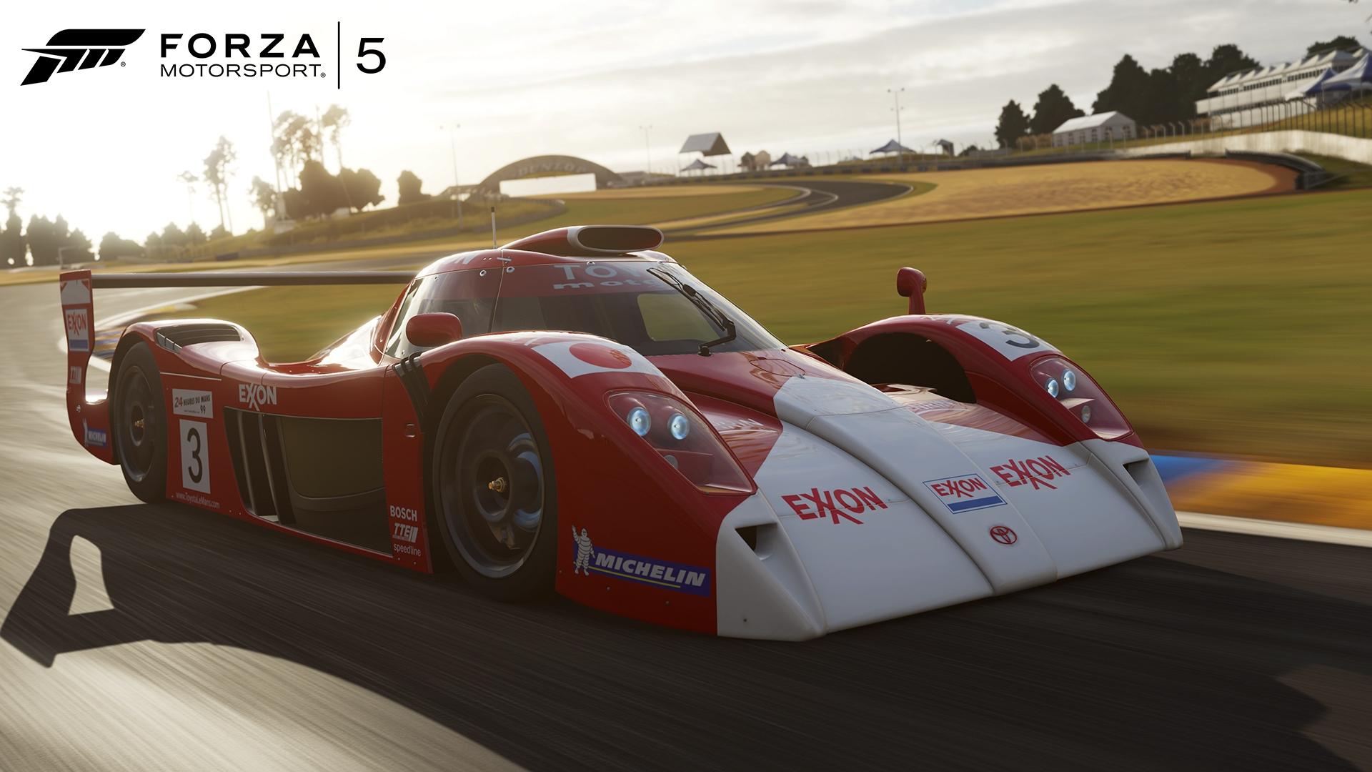Toyota 3 Toyota Motorsports GT-ONE TS020