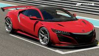 FM7 Acura NSX 16 FE Front