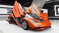 FH4 McLaren F1 Explode