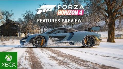 Forza Horizon 4 Features Preview