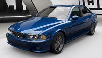 FH4 BMW M5 03 Front