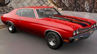 FH3 Chevy Chevelle 70 Front