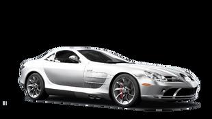 Mercedes-Benz SLR in Forza Motorsport 6