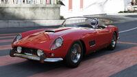 FM6 Ferrari 250 California