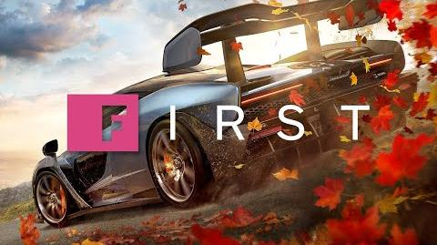 FH4 - E3 Gameplay Demo Reveal - IGN First