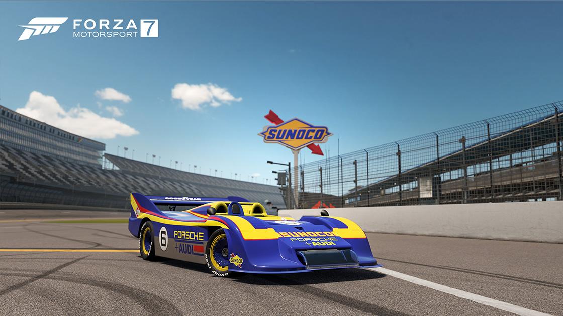 Forza Motorsport 7/November Update (2018)