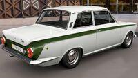 FH3 Ford Cortina Rear