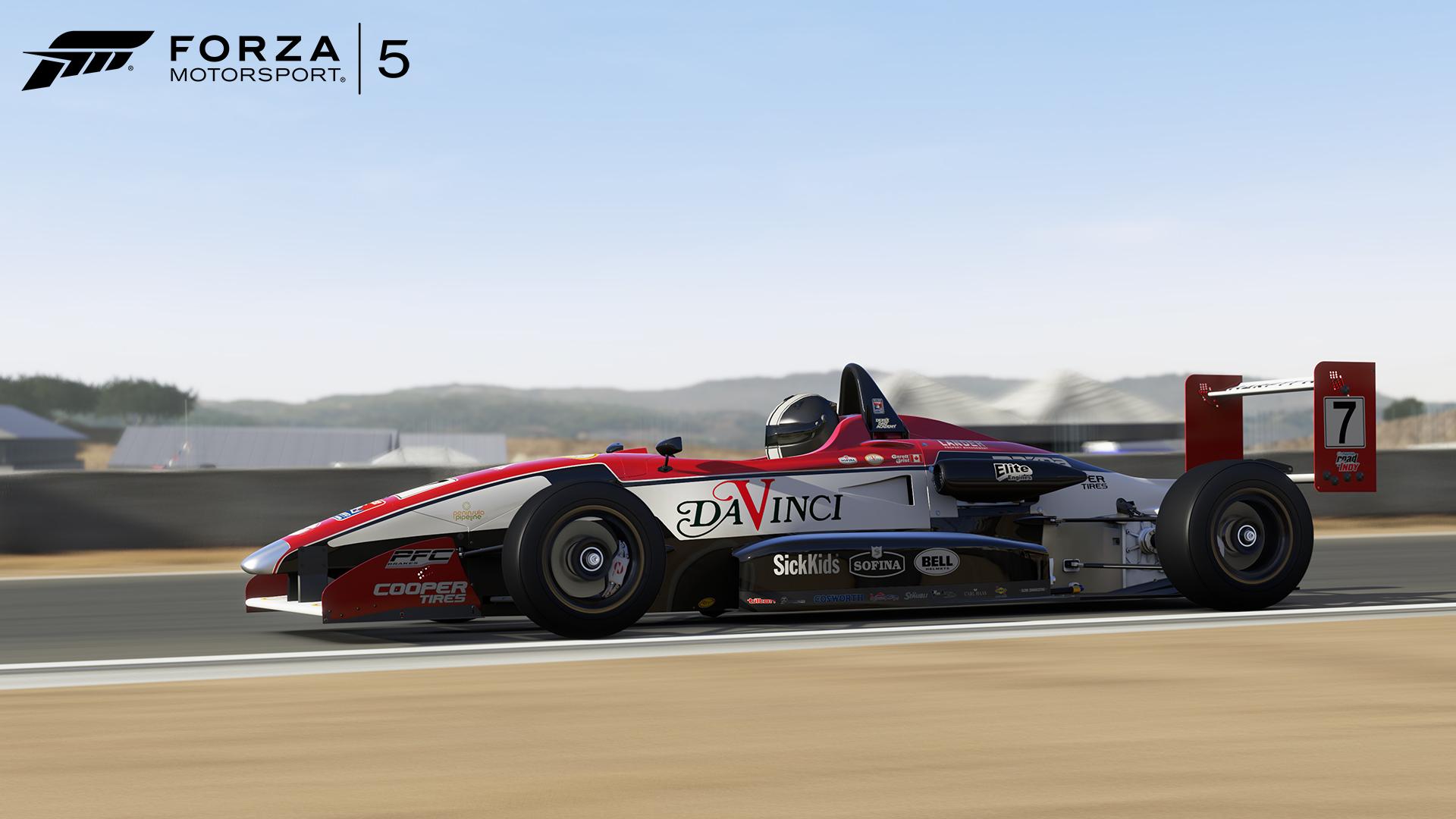 Mazda 7 Andretti Autosport USF2000