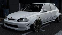 FM7 Honda Civic 97 FE Front
