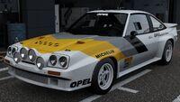 FM7 Opel Manta 400 Front