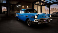 FS Chevy Bel Air Front