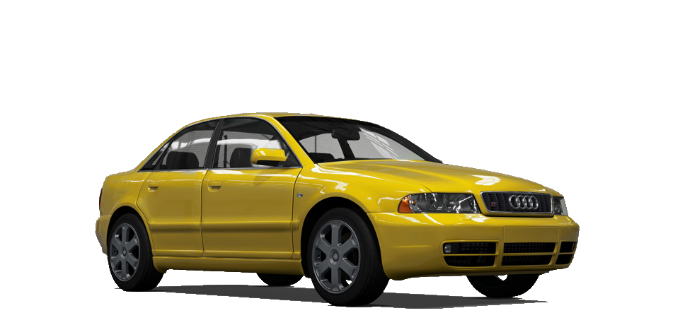 Audi S4 (2000)