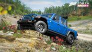 FH4 Jeep Gladiator Rubicon Promo