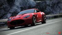 FM4 Aston V12Zagato
